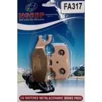 Тормозные колодки NGBBP для BRP G1 705600349 70560..