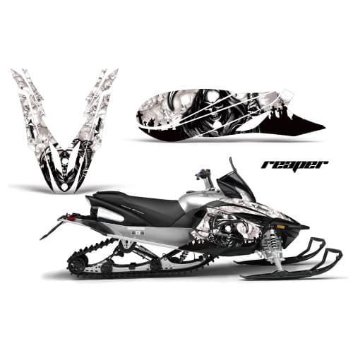 Комплект графики AMR Racing Reaper (Yamaha Apex)