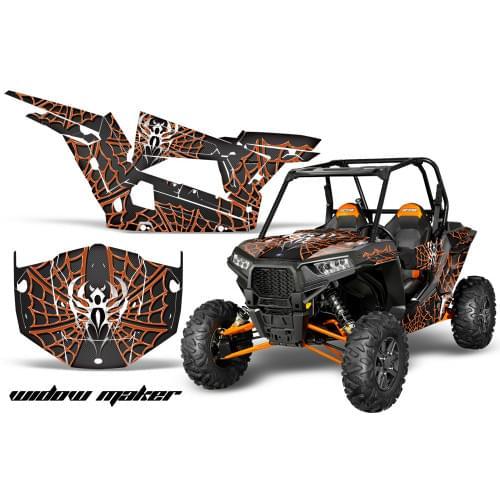 Комплект графики AMR Racing Widow Maker (RZR1000XP)