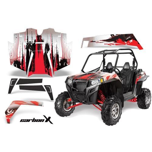 Комплект графики AMR Racing Carbon X (RZR900XP)
