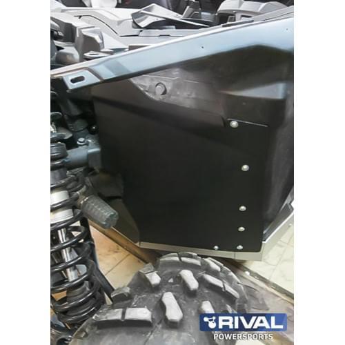 Защита передних арок BRP Can-am Maverick X3 XRS/XDS/XRC/XMR (2016+)