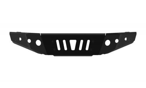 Силовой бампер (чёрный) для мотовездехода Yamaha Rhino 700