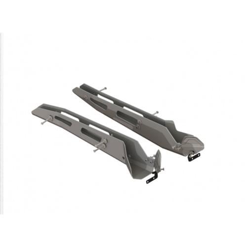 Защита задних продольных рычагов для Polaris RZR XP Turbo S 2018+
