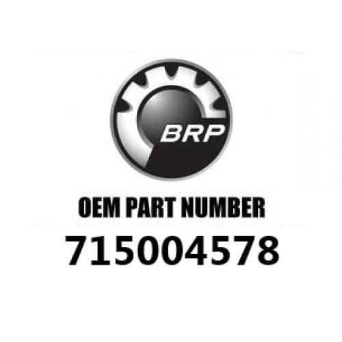 Крыло переднее правое BRP Outlander G2 2018г. красное 715004578