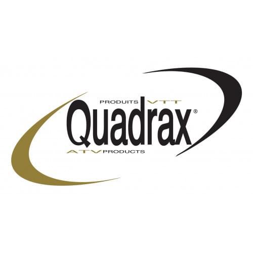 Лебедка Quadrax 3600 с синтетическим тросом и радиопультом